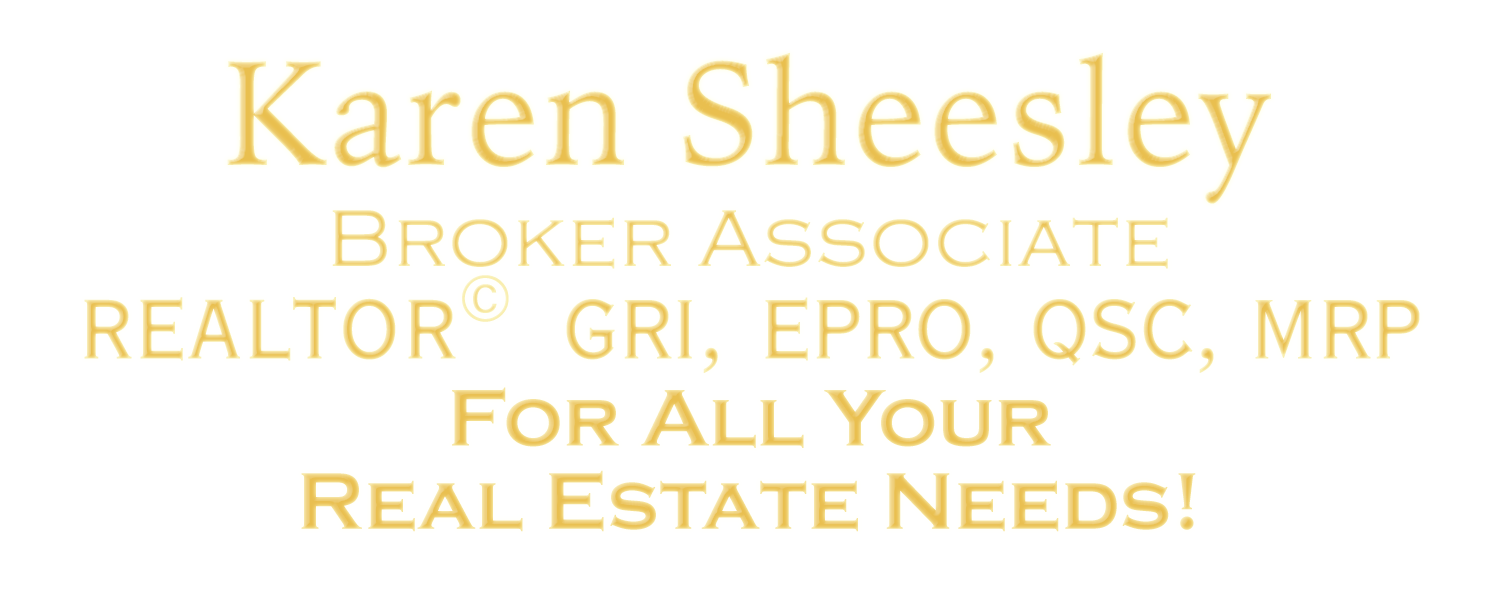 Karen Sheesley Real Estate Broker